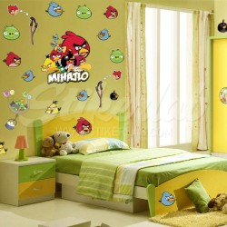 Angry birds komplet