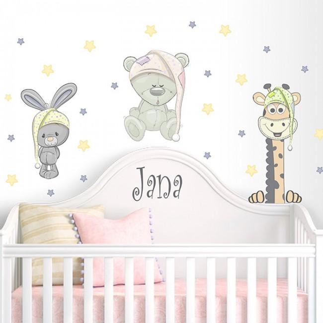 Baby Drugari Komplet