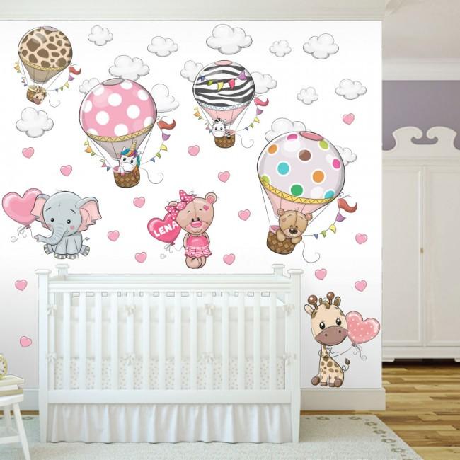 Cute balloons komplet