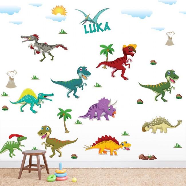 Dino komplet