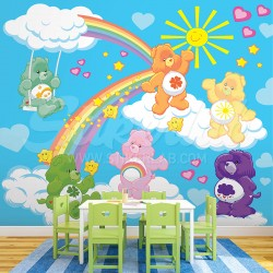 Foto tapete Care Bears