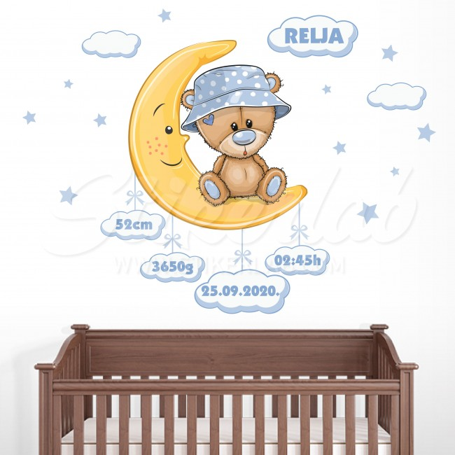 Welcome baby 3