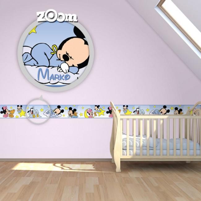 Bordure za zid Babies-Boy