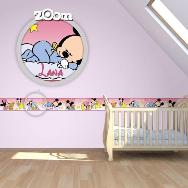 Bordure za zid Babies-Girl