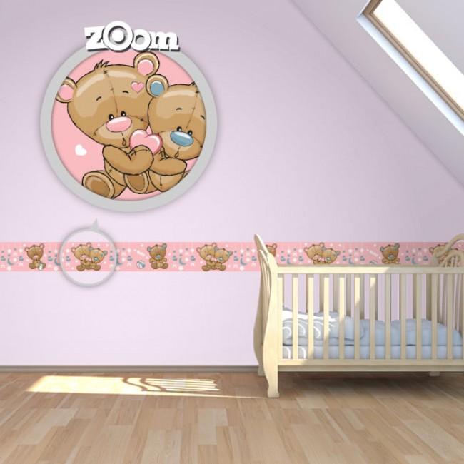 Bordure za zid Baby Shower 2