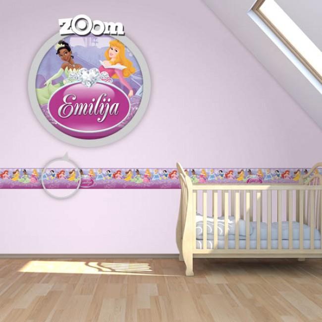Bordure za zid Princeze 1