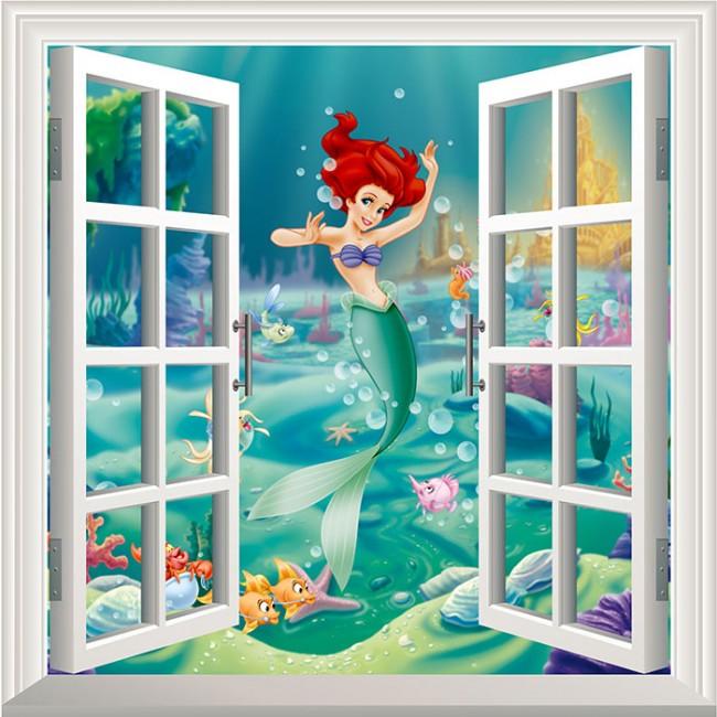 Prozorcic Mala Sirena