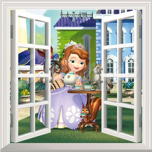 Prozorcic Sofia The First