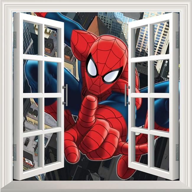 Prozorcic Spiderman 1