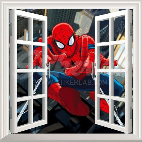 Prozorcic Spiderman 2