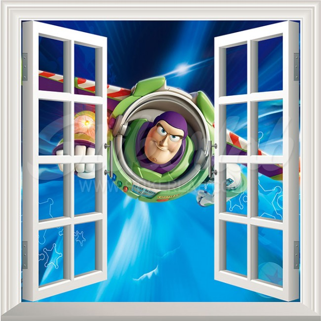 Prozorcic Toy Story