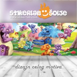Care Bears šolja