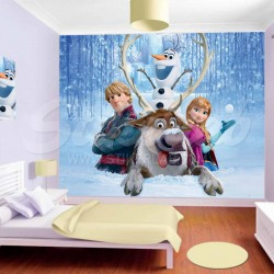 Tapet Frozen 3