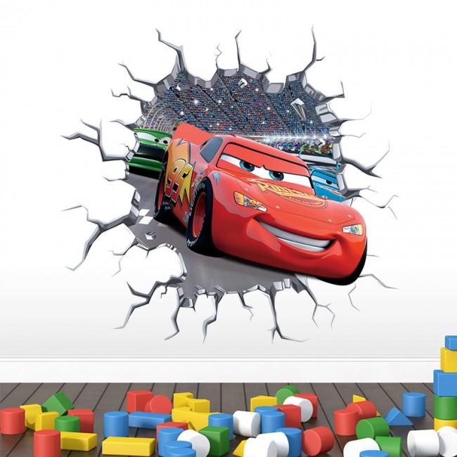 Foto tapete 3D Cars
