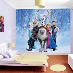 Tapet Frozen 2