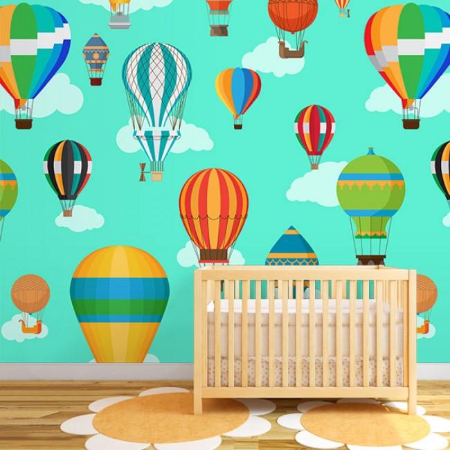 Foto tapete Balloons