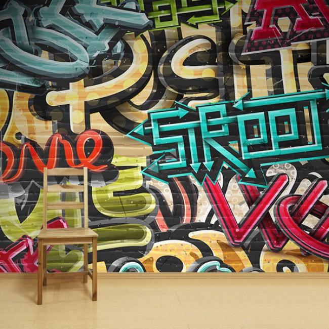 Foto tapete Grafiti 2
