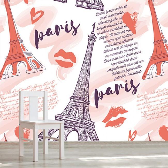 Foto tapete Iz Pariza s'ljubavlju 3