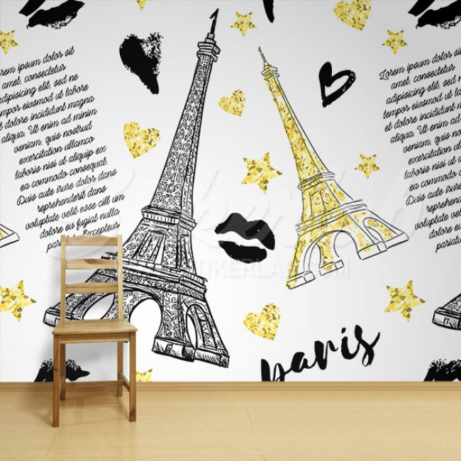 Foto tapete Iz Pariza s'ljubavlju 4
