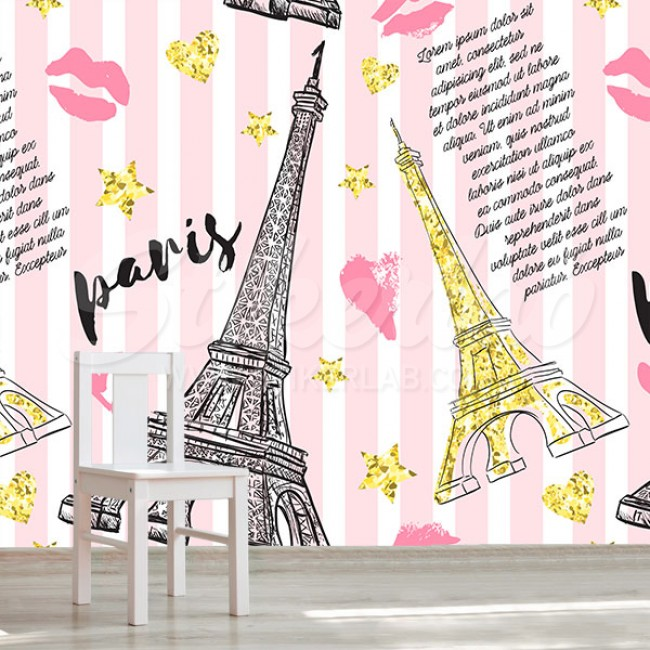 Foto tapete Iz Pariza s'ljubavlju 5
