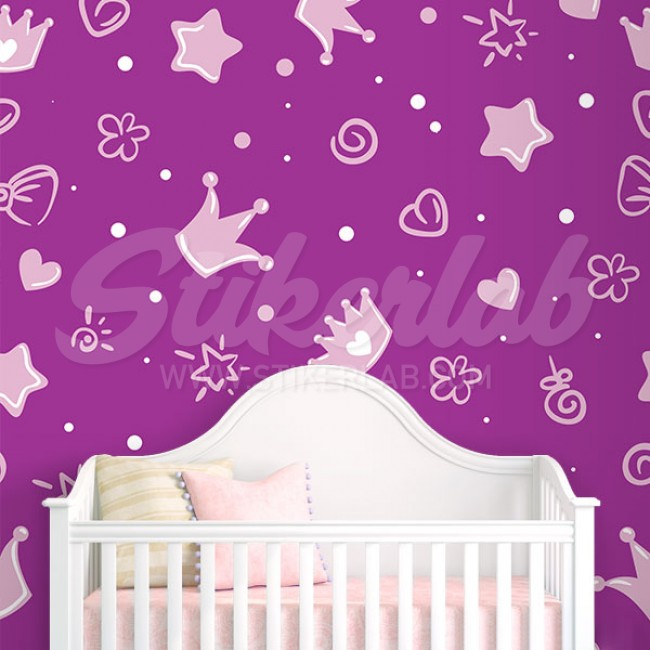 Foto tapete Little Princess