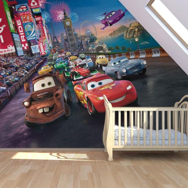 Foto tapete Cars 5