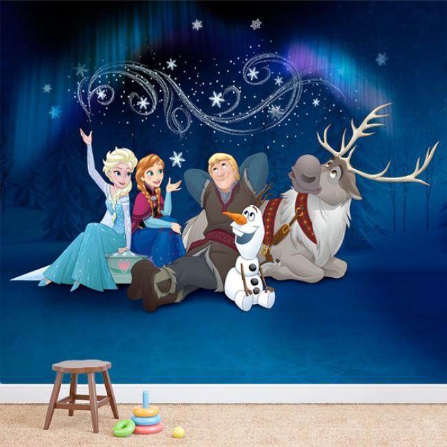 Foto tapete Frozen 5