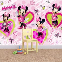 Tapet Minnie