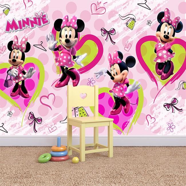 Foto tapete Minnie