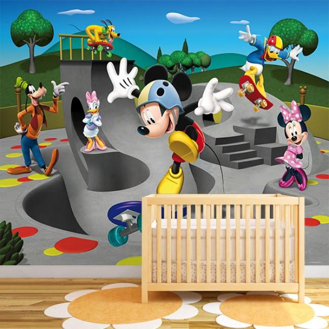 Foto tapete Playground