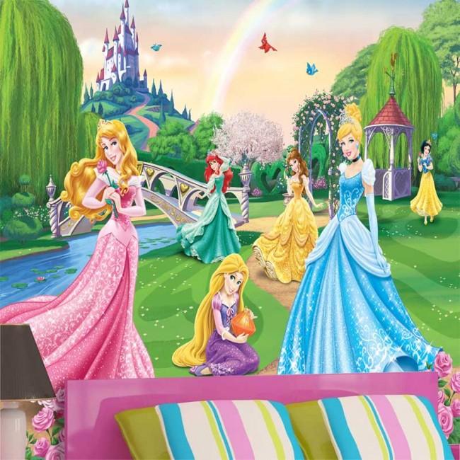 Foto tapete Princezice