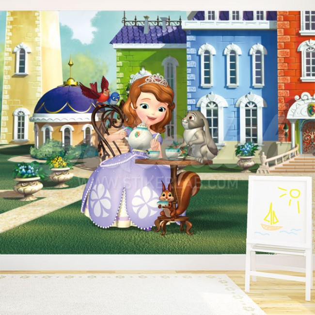 Foto tapete Sofia The First