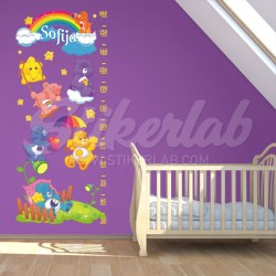 Care bears visinometar