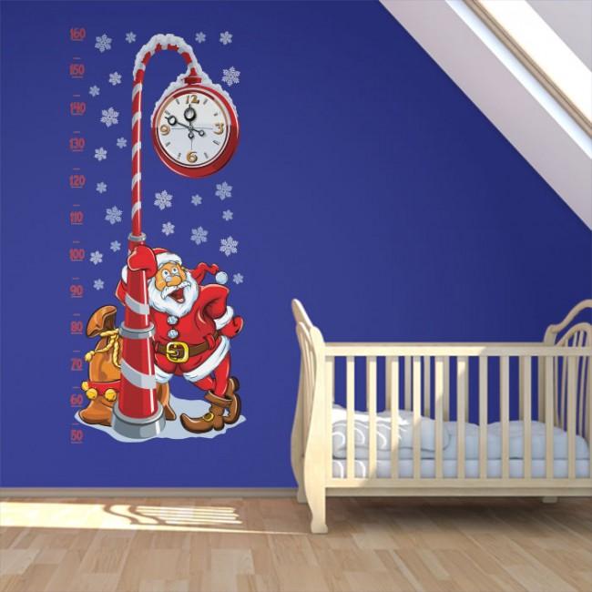 Deda Mraz visinometar